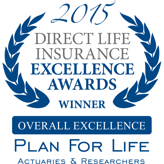 Direct Life Insurance Excellence Award 2015